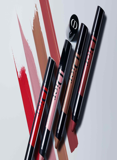 Dior Dior Rouge Graphist Lipstick Pencil 824 Tag It Ruj Kahve